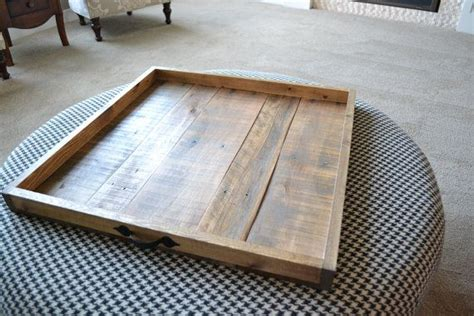 24x24 ottoman tray best 25 coffee table tray ideas on wooden