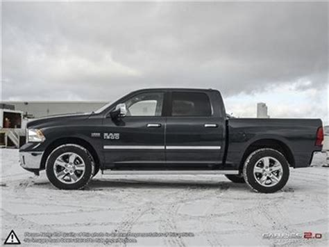 2017 Dodge Ram Hemi by 2017 Dodge Ram 1500 Slt 4x4 Hemi Back Up Cambridge