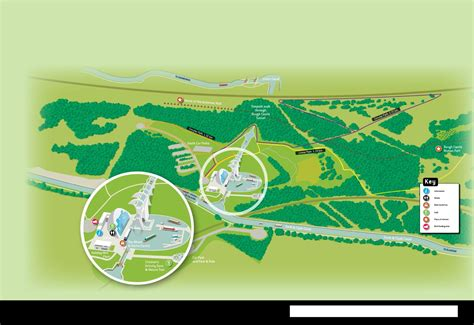 Falkirk Wheel Site Map By John Bruce  Issuu
