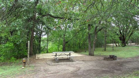 guadalupe river state park campsites  water walk  texas parks wildlife department