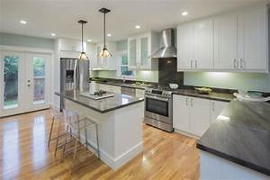 Think About Building a Kitchen Island