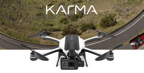 gopro karma eindelijk te koop  europa dronewatch