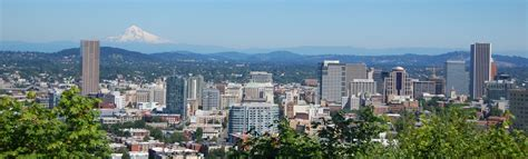 What Do You Think Of Portland's Skyline? (low Income