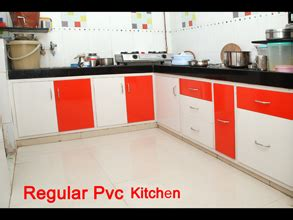 regular pvc kitchen furniture kaka sintex pvc furniture