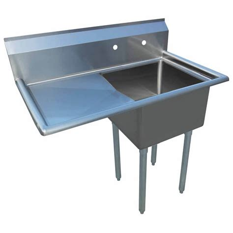 36 stainless steel sink sauber 1 compartment stainless steel sink with 18
