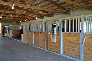 How much does it cost to build a horse barn wick buildings for 6 stall horse barn cost