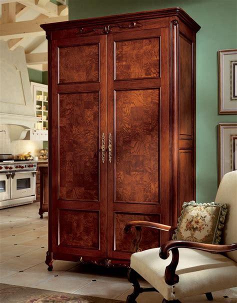 country estate armoire  wood mode shown  edinburgh