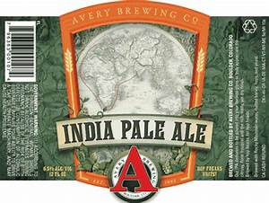 Avery seventeen new bottle labels approved beerpulse for Avery beer bottle labels