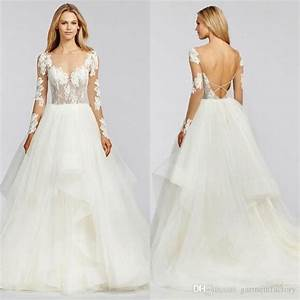 discount fall 2016 hayley paige wedding dress ruffles With hayley paige wedding dresses for sale