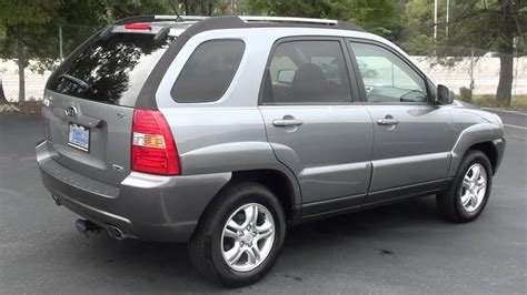 i a 2005 kia sportage about a year ago the a c stopped working i looked the when for sale 2005 kia sportage lx only 64k miles stk 11814b lcford com youtube
