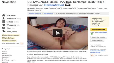 chat behaarte frau