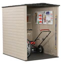 rubbermaid storage sheds plastic large outdoor storage