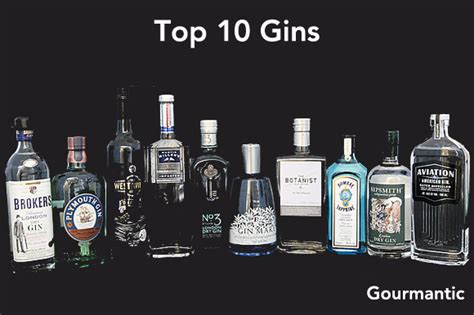 Best Gin In The World The World39s 10 Best Gins Gin Gin Brands And Food And Drink