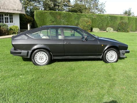 Alfa Romeo Gtv For Sale by Alfa Romeo Alfetta Gtv Gtv6 For Sale