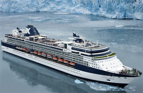 Celebrity Millennium - Itinerary Schedule Current ...