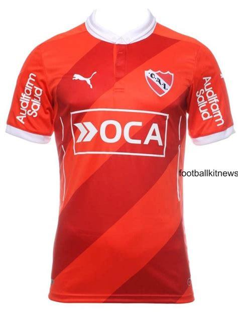 New Independiente Jersey 2016 Ca Independiente Home Shirt