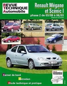 Renault Scenic Phase 2 : revue technique scenic 1 phase 2 gratuit ~ Gottalentnigeria.com Avis de Voitures