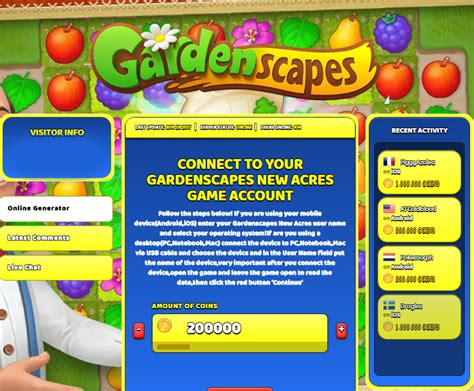 Gardenscapes Cheats Iphone by Gardenscapes New Acres Hack Generator Coin