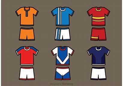 Soccer Jersey Sports Vectors Graphics