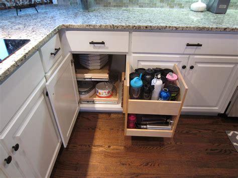 kitchen blind corner cabinet valley custom cabinets 5124