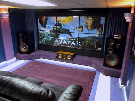 FREYMAX 3D's Home Theater Gallery The NEW Frey 3D