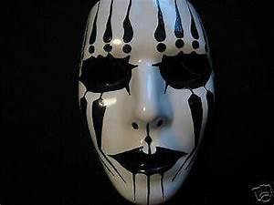 Joey Jordison Mask | eBay