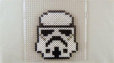 Easy Star Wars Perler Bead Patterns - Bead Pattern (Free)