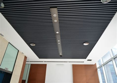 Artist Aluminum Alloy Commercial Ceiling Tiles Square