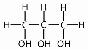Difference Between Glycerol And Fatty Acids