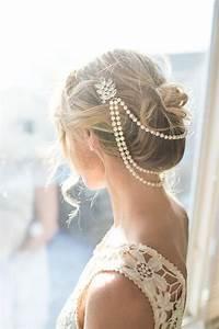 Pearls Hair Accessories Designs For Bridal Ideas
