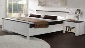 flur konsole dreams4home futonbett quot sylt quot schlafzimmer bett bettgestell eiche weiß weißeiche vintage