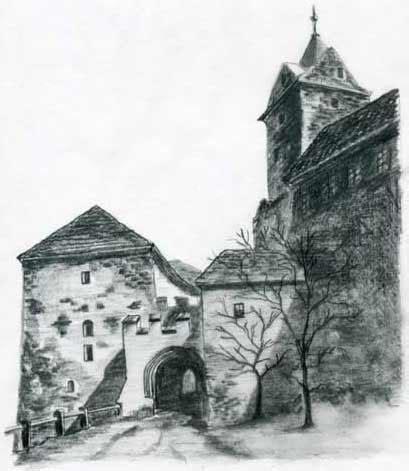 castle drawings  inspiration  fun