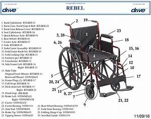 Rebel Wheelchair