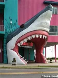32 Foot Shark Head Entrance Biloxi Mississippi