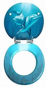 Wc Sitz Mit Motiv : vcm wc sitz toilettendeckel motiv delfin mit absenkautomatik ~ Bigdaddyawards.com Haus und Dekorationen