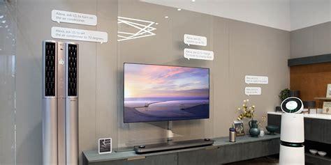 livingroom or living room lg ces 2018 thinq smart home meets ai tech lg