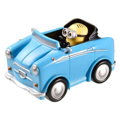 car toy blue image gallery minion car