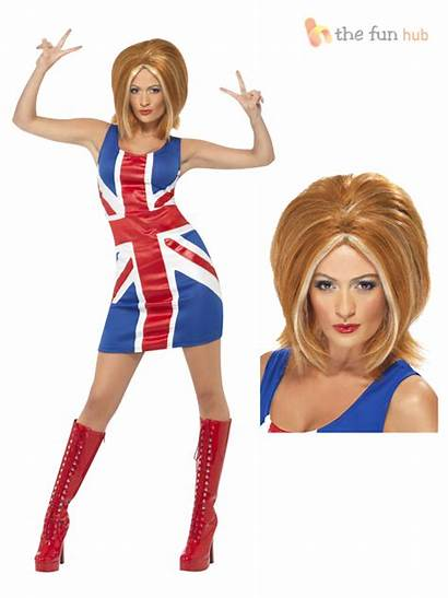 Pop Spice Costumes 1990s Outfit Star 90s