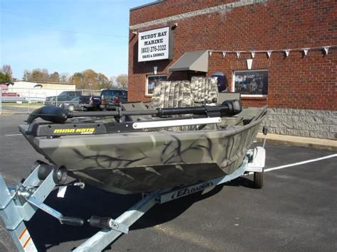 Alweld Panfish Boats by New 2014 Alweld 1752 Pan Fish Stick Steer Newberry Sc
