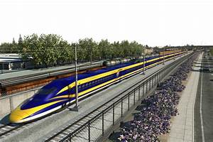 The Nation's First High Speed Rail System | Engineering CA