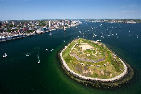 Halifax, Canada - Sail On Board