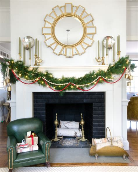 classic christmas belles christmas tour 2016 living room and dining room the