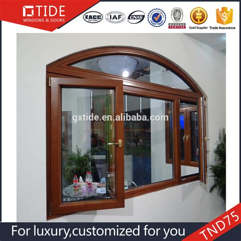 arched window treatment hardware other timber wood aluminum arched windows and window