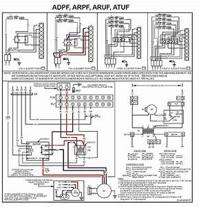 Payne Package Unit Wiring Diagram