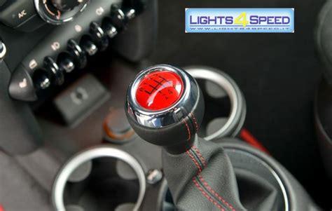 pomello cambio mini cooper lights 4 speed