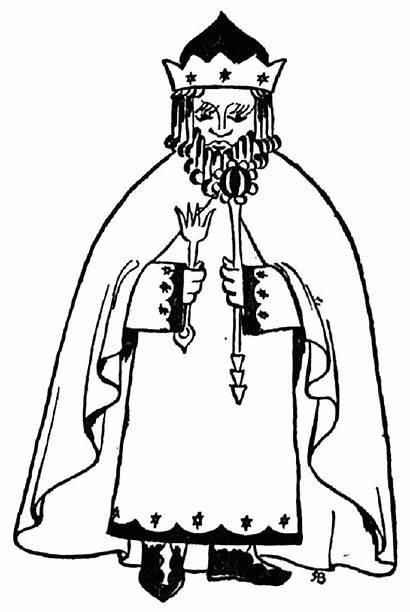 King Coloring Pages Luther Martin Wayne Lil