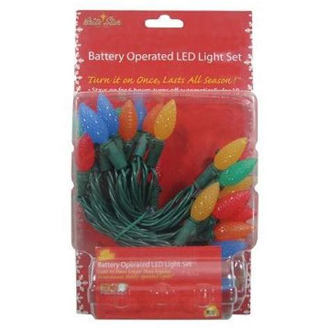 battery operated led string lights target