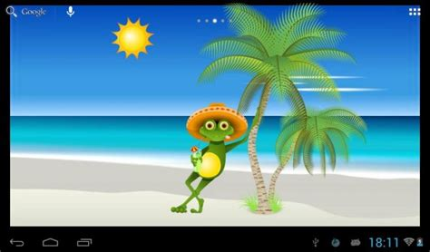 Animated Summer Wallpapers - summer relax common best android live wallpapers and