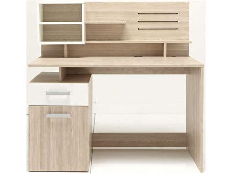 bureau conforama bois bureau 123 cm malicia vente de bureau conforama