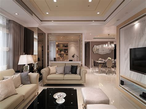 3 Modern Apartments With Chic Rooms For The by Chic Apartment With Aesthetics Luxury